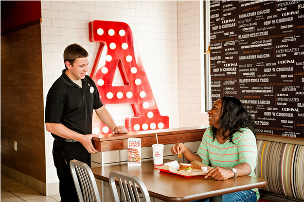 Arby's owner: 'I've got some success stories that are just ridiculous'