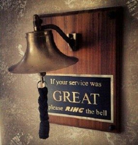 Arby's Ring the Bell